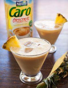 Ananasová vášeň sCarem