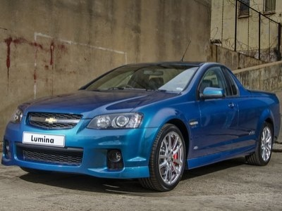 Chevrolet Lumina gets Upgrades
