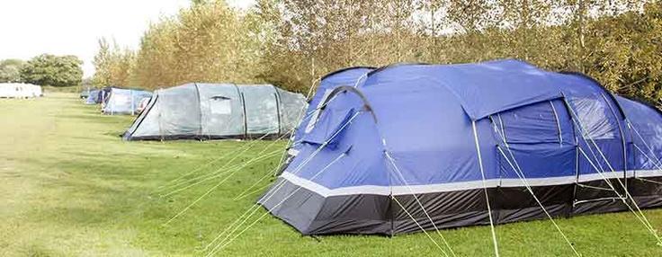 Hostival 2 sleeper tent - festival accommodation