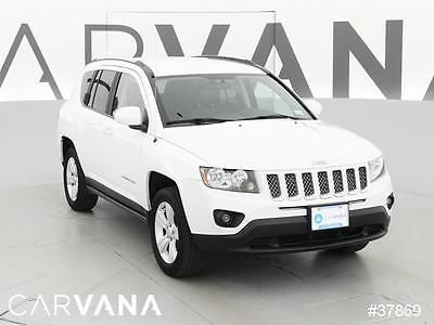 eBay: 2015 Jeep Compass Compass Latitude White 2015 Compass with 37547 Miles for sale at Carvana #jeep #jeeplife usdeals.rssdata.net