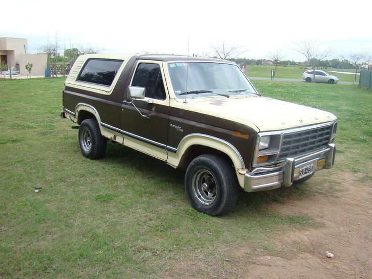 Ford Ranger F 150 4x4 Motor Perkins 6 Tipo Br