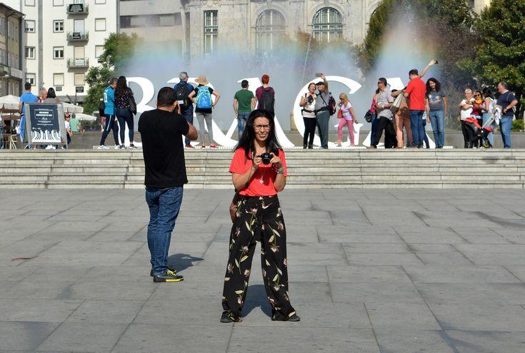 In the city of Braga, Portugal