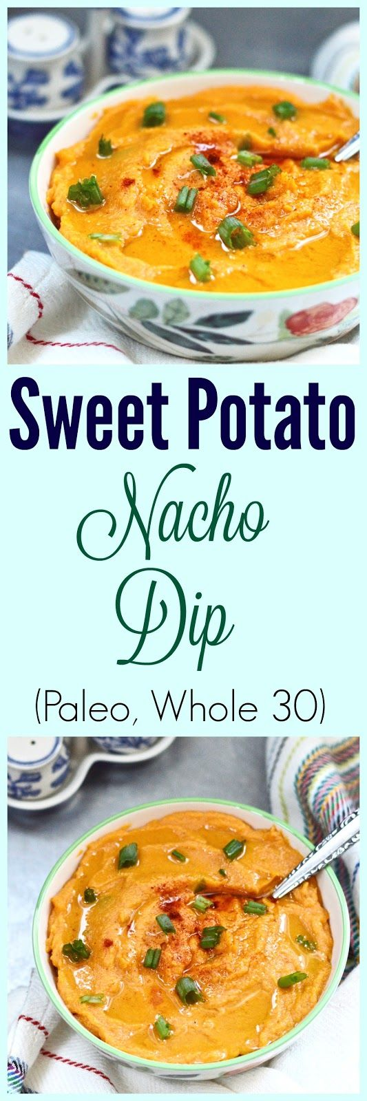 Pure and Simple Nourishment : Sweet Potato Nacho Dip and Ditch The Wheat Cookbook Review (Paleo, Dairy Free, Whole 30)