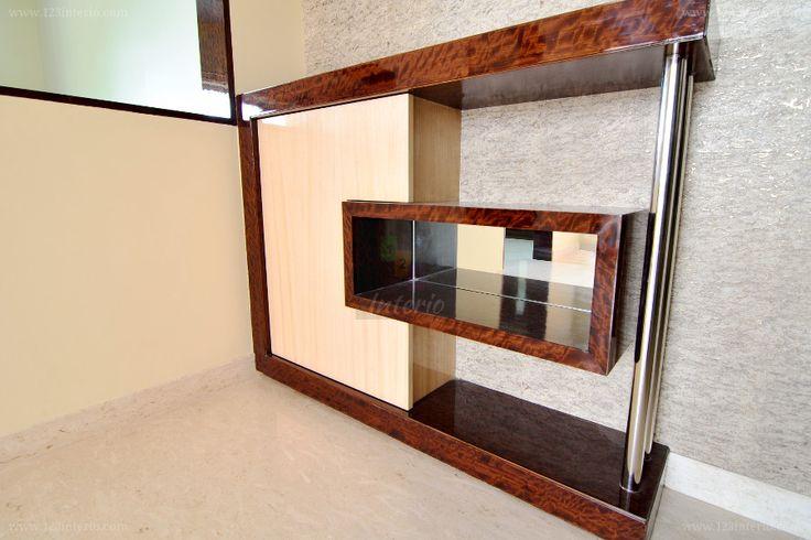 Foyer Unit with mirror
