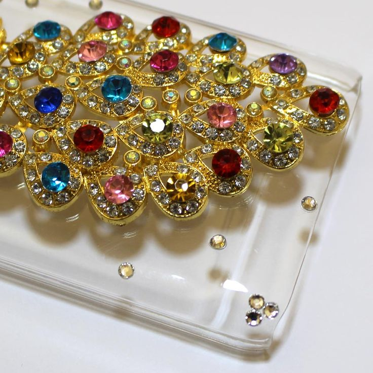 For Samsung Galaxy S2 I9100 Case Cover Handmade Bling 3D Peacock Phone Case Cover For Samsung. Click visit to buy #RhinestoneCase #rhinestone #case