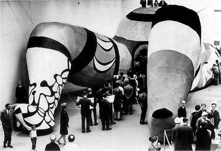 Niki de Saint Phalle - Exhibition -