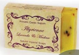 Prachtige biologische zeep uit Kroatie gemaakt met pure olijfolie en lavendelbloemen, zonder parabeen. Natuurlijke zeep is goed voor huid en milieu. www.greyt-art.com