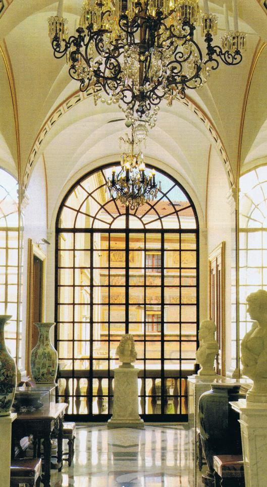 Art et decoration monaco french interiors french for Revue art et decoration