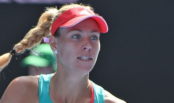 Johanna Konta crushed after Angelique Kerber reaches Australian Open final