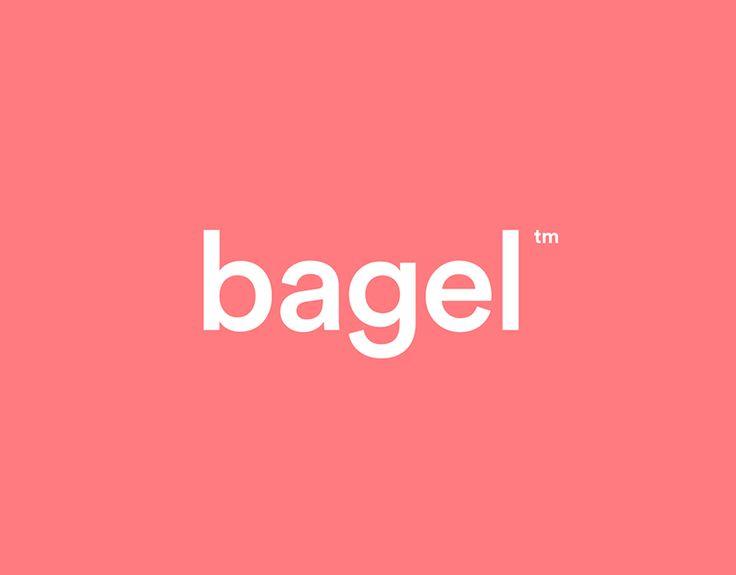"""다음 @Behance 프로젝트 확인: """"bagel™ - visual identity"""" https://www.behance.net/gallery/40378277/bagel-visual-identity"""