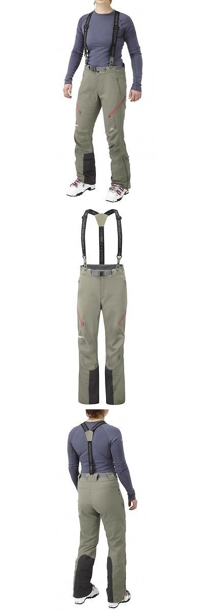 Clothing 101685: Mountain Equipment Spectre Touring Pants 16/Xl Rrp£270 Ski Salopettes -> BUY IT NOW ONLY: $124.5 on eBay!