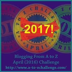 Blogging from A to Z April Challenge: April In July (#atozchallenge)