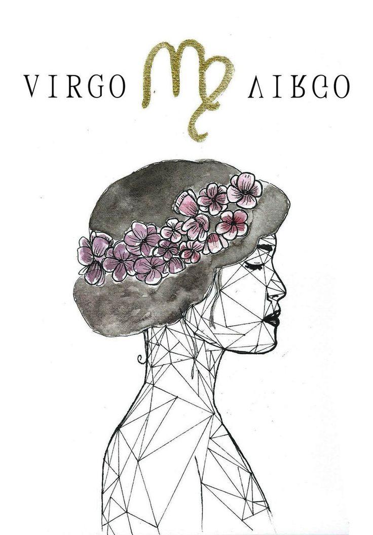 Virgo by Rena-Sofy