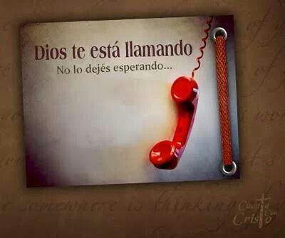 Dios te Está hablando!