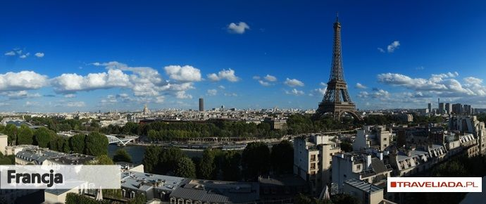 Kwietniowe i majowe last minute Paryż