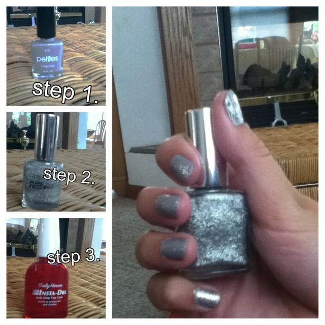 DIY gel manicure. | BeAUtY~ a LaDy