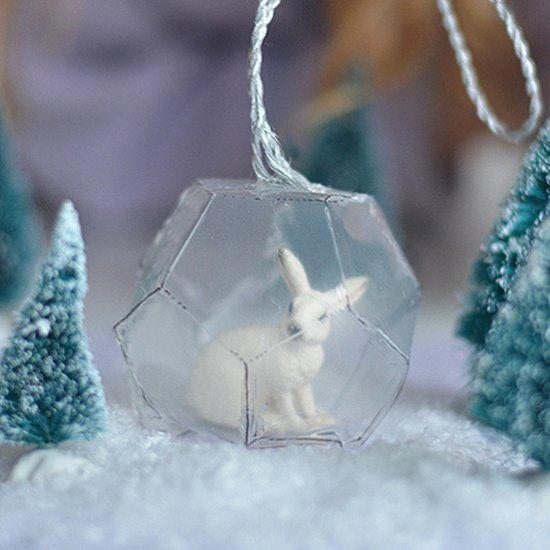 Prism Snow Globes