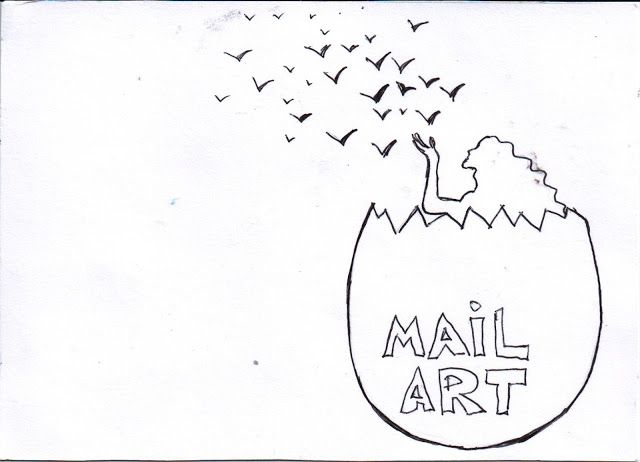 Resist Mail Art Festival 152 Juliana Hellmundt Germany Mail