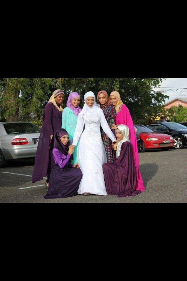 Beautiful Muslim wedding! :)