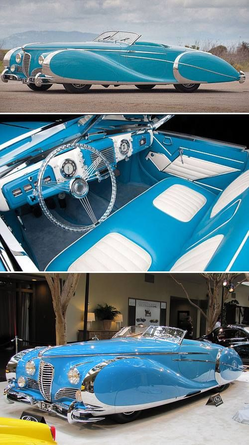 1949 Delahaye Type 175 Roadster - French..Re-pin brought to you by #InurancequotesEugene, OR