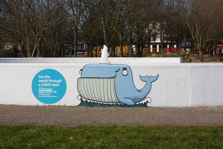 New Ad: Museum of Childhood: Whale http://ift.tt/1BNF6bc #advertising