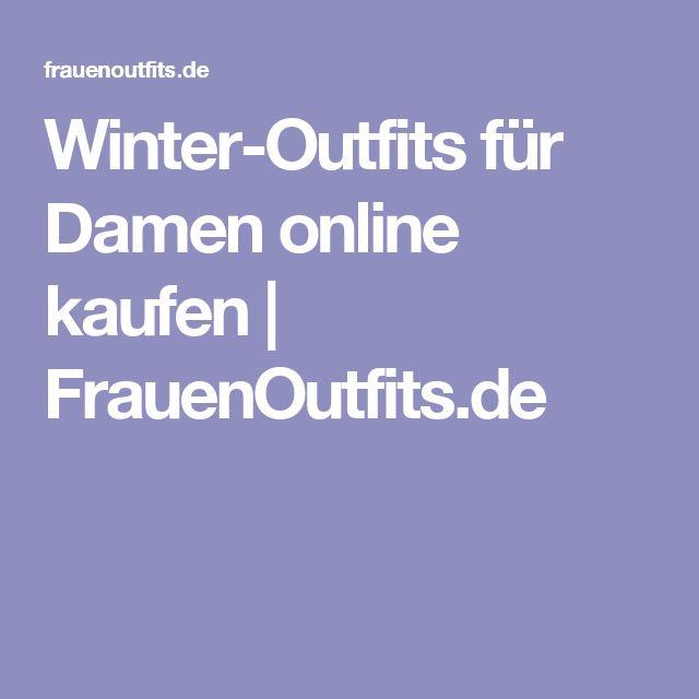 Winter-Outfits für Damen online kaufen   FrauenOutfits.de