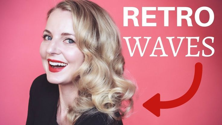 Hair Tutorial   How to Create Retro Glam, Hollywood Waves   How to create retro glam waves in this simple hair tutorial video. I am not a hair stylist. Thank you so much for taking the time to watch my videos. Your support means the world to me! ~Erin xo