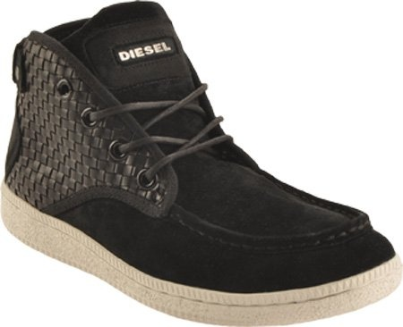 Diesel Men's Amnesia Spark Leather Lace Up Shoes