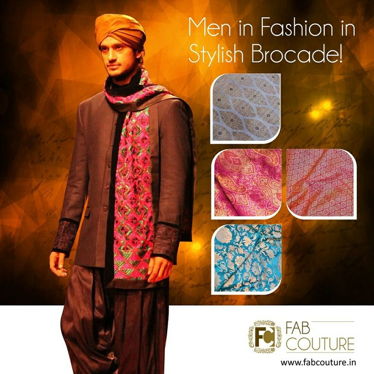 Stylish Brocade fabric in bright colors is the perfect pick for weddings and functions. It gives you a vibrancy which helps you stand apart from the rest. Get your stuff at : https://fabcouture.in/brocade.html #FabCouture #Fabric #Fashion #TraditionalLook #ModernMen #MensFashion #Brocade #WeddingFashion #IndianLook #affordablefashion#GreatDesignsStartwithGreatFabrics #ConfidentMen #StylishMen #VibrantColors #StandApartfromtheCrowd