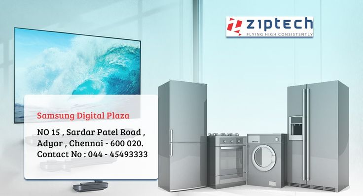 Shop at #Ziptech for a huge selection of branded home appliances that deliver performance, value and style. See the newest Samsung home appliances including air conditioners, Refrigerators and Washing Machine.