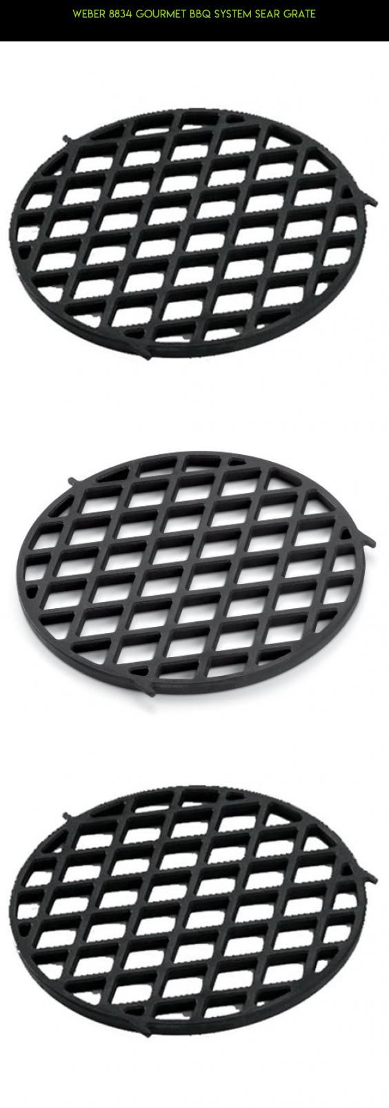 Weber 8834 Gourmet BBQ System Sear Grate #kit #tech #camera #racing #grills #fpv #drone #products #technology #accessories #shopping #plans #parts #gadgets #weber
