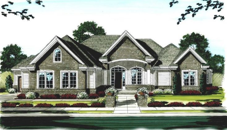 House Plans with Hearth Rooms Page 7 at Westhome Planners