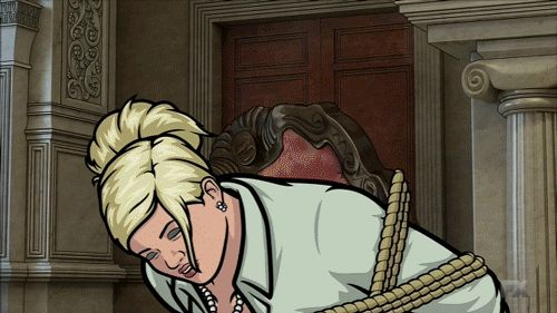 Pam Poovey Went Full Coke-Fueled Incredible Hulk On 'Archer Vice'