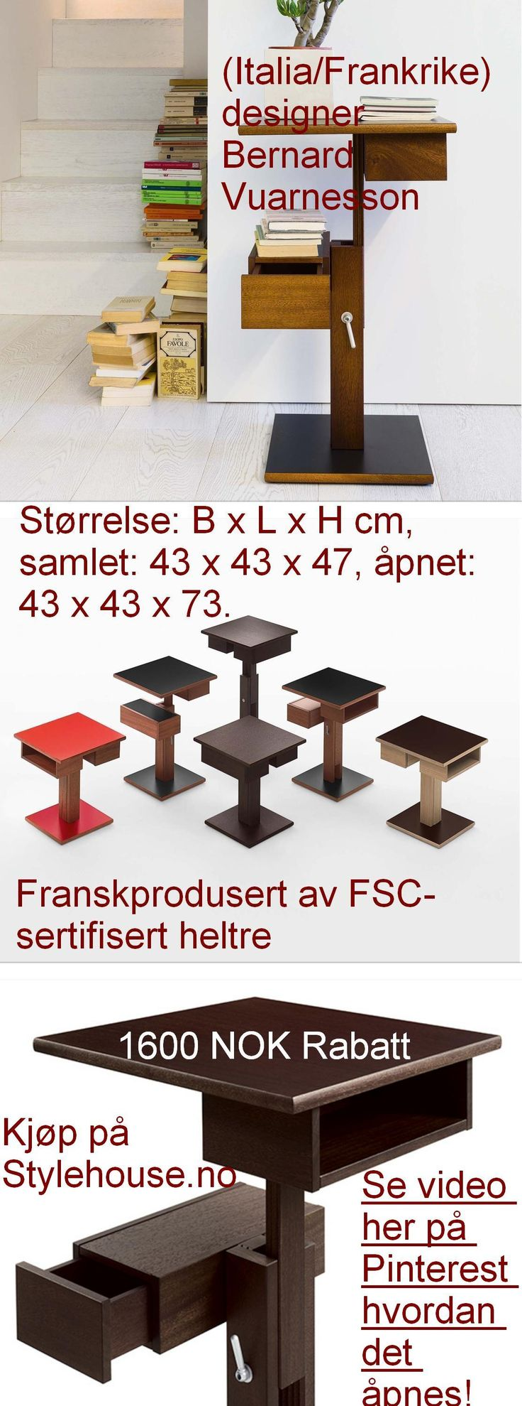 #justerbartbord #uttrekkbartbord #utvidbartbord #franskmøbel #sculpturejeux #fsc #fscmøbel