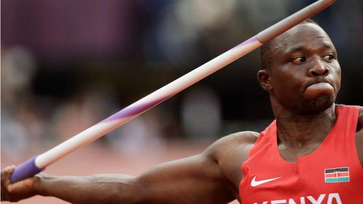 Kein Flugticket!   Speerwurf-Favorit sitzt in Afrika fest - Speerwerfer Yego bekam kein Flugticket http://www.nation.co.ke/sports/athletics/Julius-Yego-irked-by-coach-travel-plans/1100-3334622-6fj5o5/index.html http://www.bild.de/sport/sport-bildlive/sport-tag-im-ticker/sport-tag-im-news-ticker-aktuell-39106330.bild.html#47204490