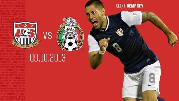 "BIG soccer match tonight...U.S. vs Mexico...7pm CT...Qualification for the 2014 World Cup is on the line...""El tri"" has a new coach and is the underdog playing a critical match in ""hostile territory"" - Columbus, OH... The US will be without 4 of their best players, including Joey Altidore... Here's more preview...http://www.sbnation.com/soccer/2013/9/10/4714716/usa-vs-mexico-2013"