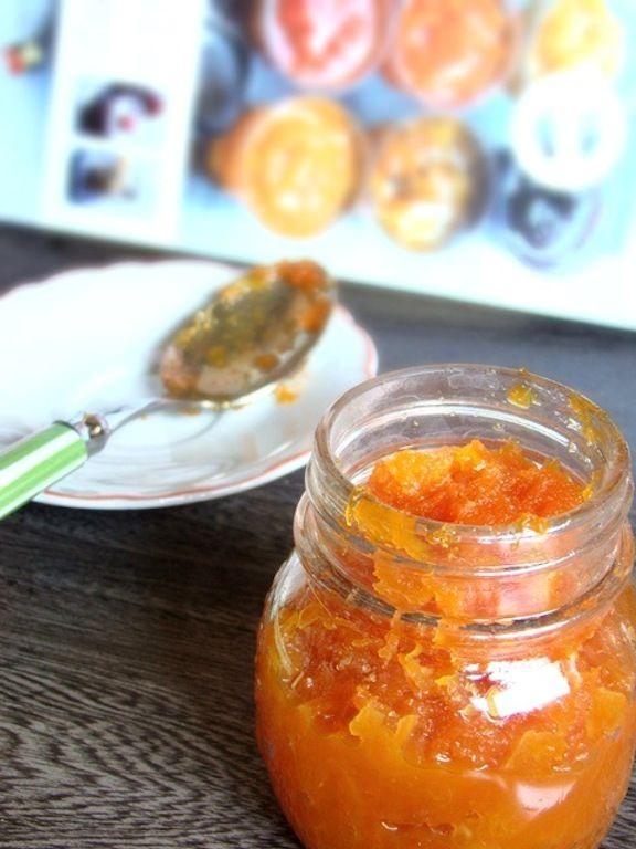 mangiare è un po' come viaggiare: Jam - Confetture  / arance e carote