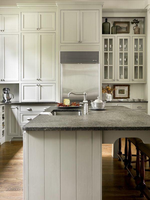 Kitchen Design Clean classic design Home Interior