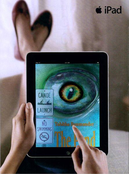 my novella The Pond available on Amazon.com