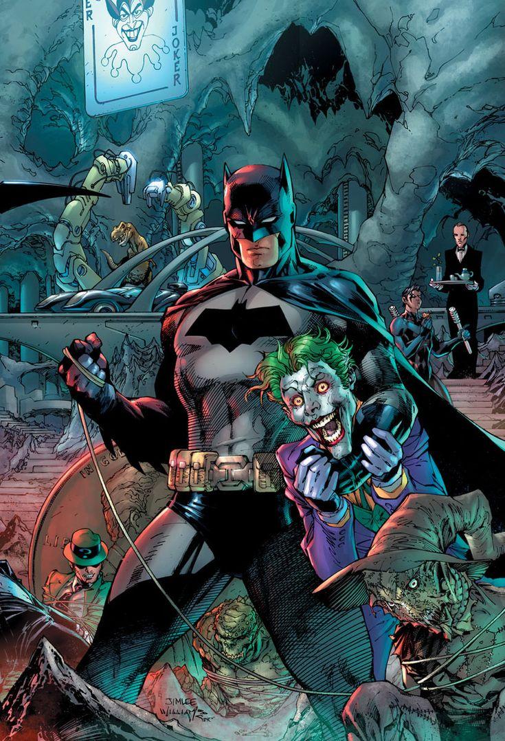 DC Comics MAY 2019 Solicitations Detective comics