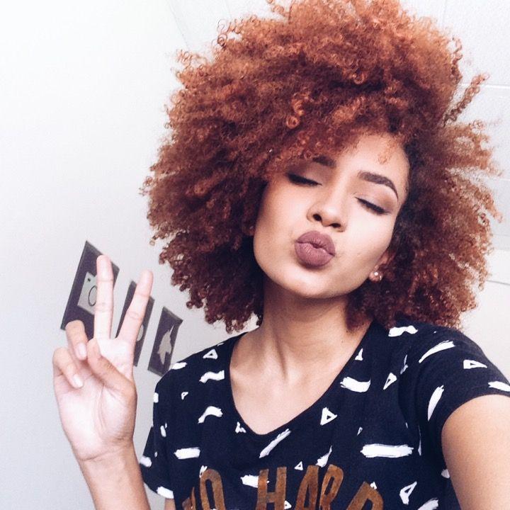 Curl hair curly girl