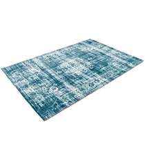 Home Living vloerkleed Classic - lichtblauw - 80x150 cm