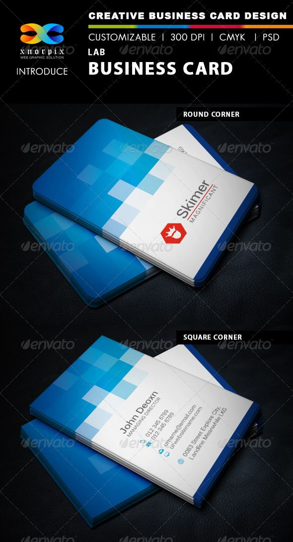 Lab Business Card Printing Business Cards Business Cards Colorful Business Card
