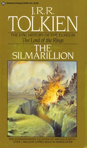 Middle Earth: The Prequel   In some ways, I love it even more than LOTR.Worth Reading, Sobre Tolkien,  Dust Jackets, Book Worth, Middle Earth,  Dust Covers, Book Jackets, Jrr Tolkien,  Dust Wrappers