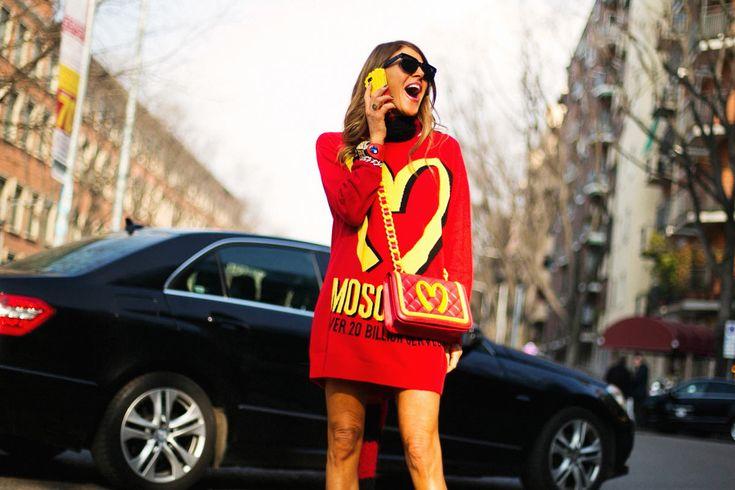 Moschino | Keep Calm and Buy a New Handbag | ZRIVNUTRO.com