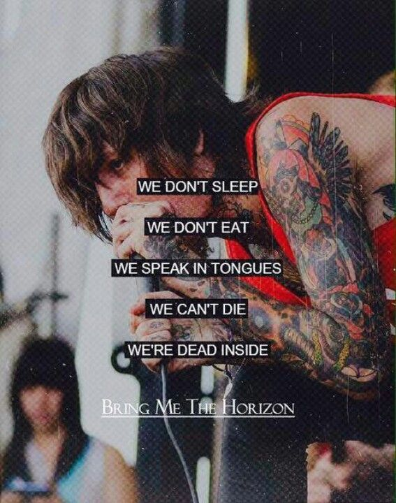 Crooked Young ♥ -Bring Me The Horizon