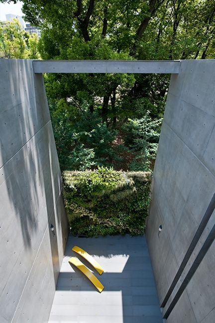 kameda house in utsubo park, ōsaka 靱公園 大阪