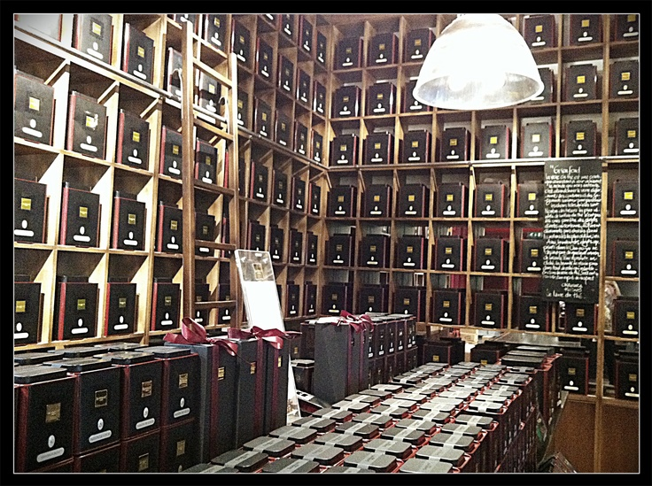 My favorite tea is found in this tea shop- Damman Freres in the Place des Vosges. I would like to travel there one day.