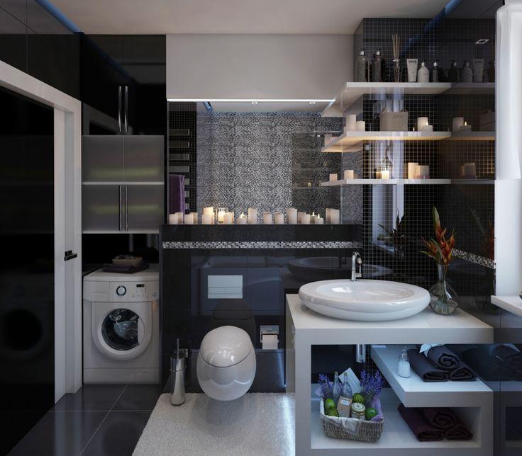 Master bathroom_2 - Галерея 3ddd.ru