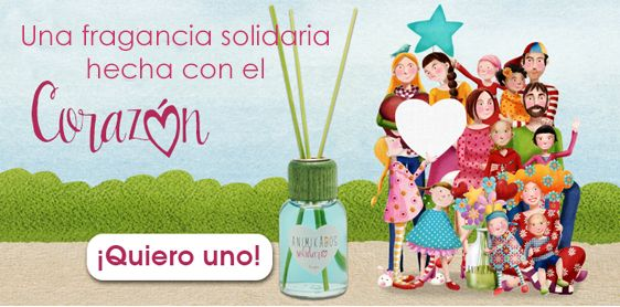 Animikado Solidario: lucha contra el cáncer infantil COLONIA INFANTIL (50 ml) http://ambientair.es/product/animikado-solidario-lucha-contra-el-cancer-infantil-colonia-infantil/ /// #animikado #animikados #animikadosolidario#mikado #sticks #ambientador #solidario #varillas #ambientair